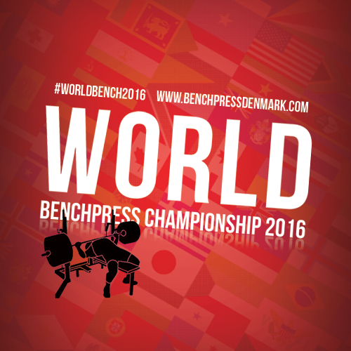 World Bench Press 2016 120kg Class Trailer